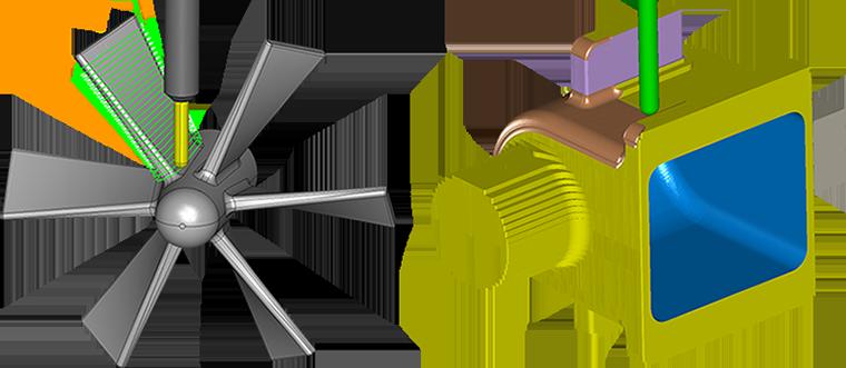 CAD/CAM Mill Software OneCNC